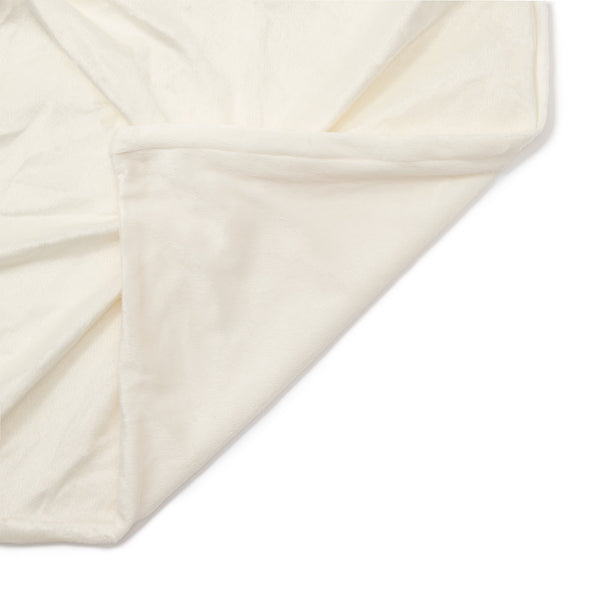 CALIN Comforter Case Single Ivory