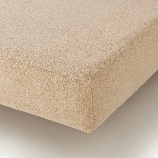 POWARI Box Sheet Single Beige