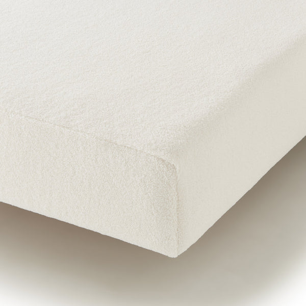 POWARI Box Sheet Double Ivory