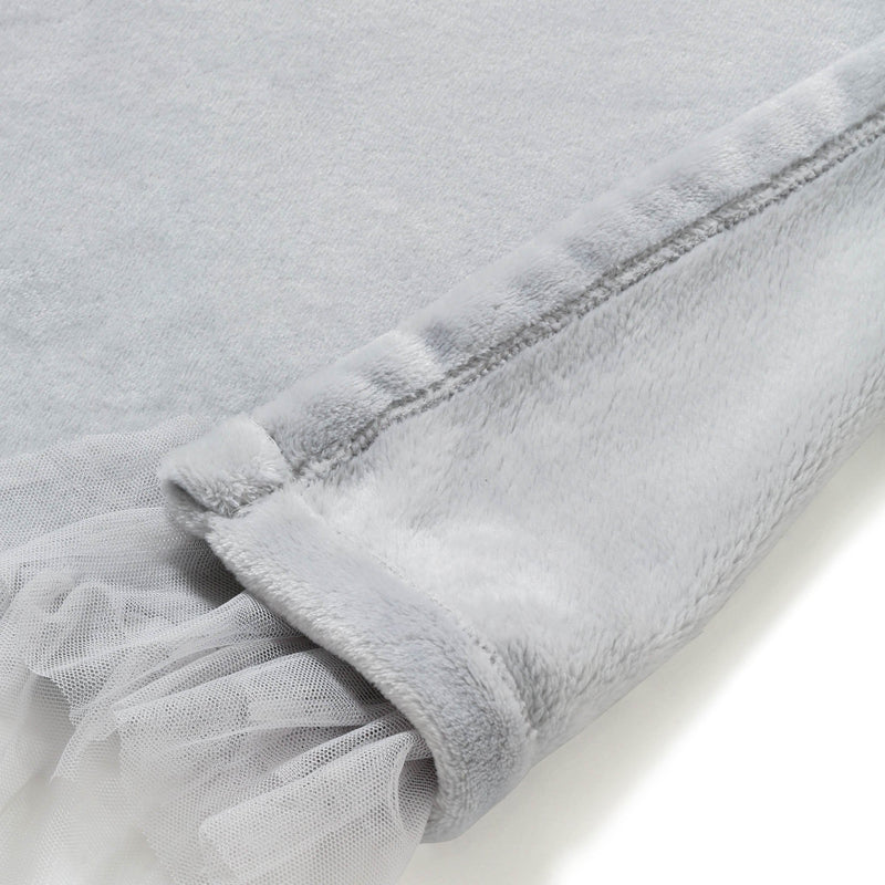 LILMORE THROW 80x150 Gray