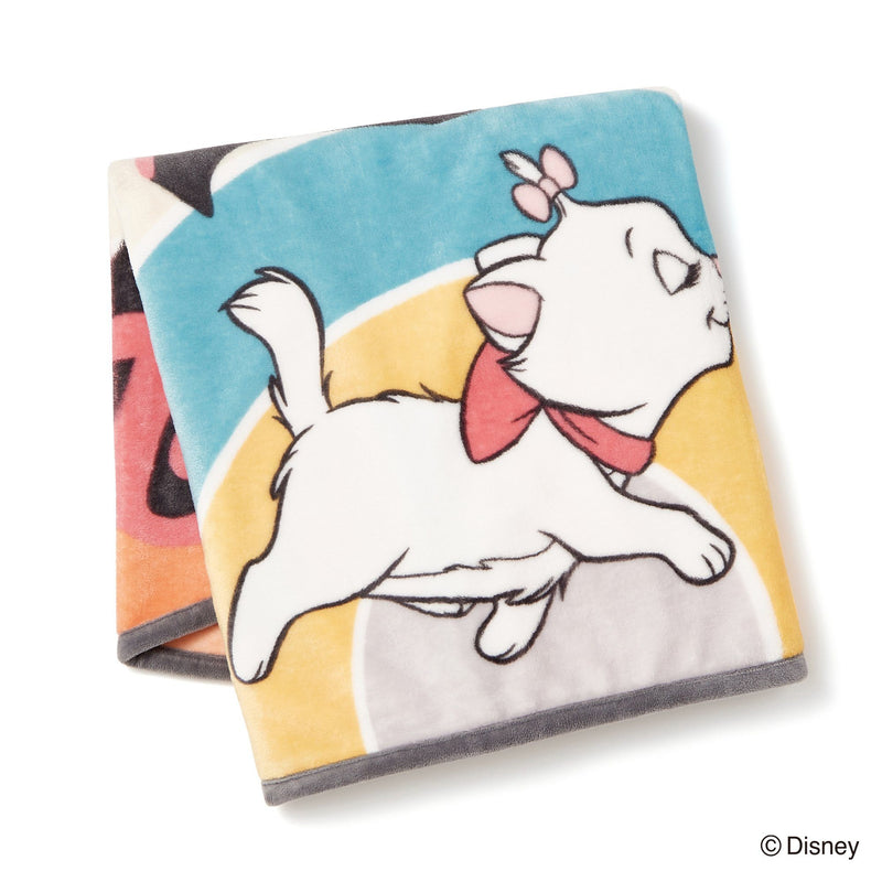 DISNEY ARISTOCATS THROW 800*1500 MULTI