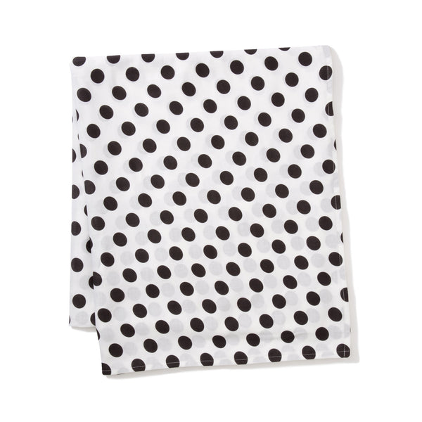 POLKA DOT MULTI COVER190x230 White