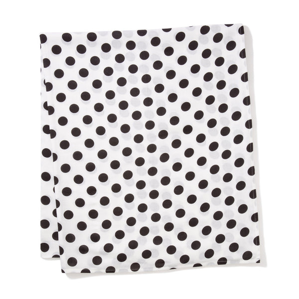 POLKA DOT MULTI COVER230x260 White