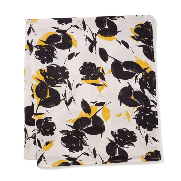FLOWER MULTI COVER 230x260 Ivory