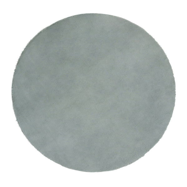 MITIS ROUND RUG 2 150 LIGHT GREEN