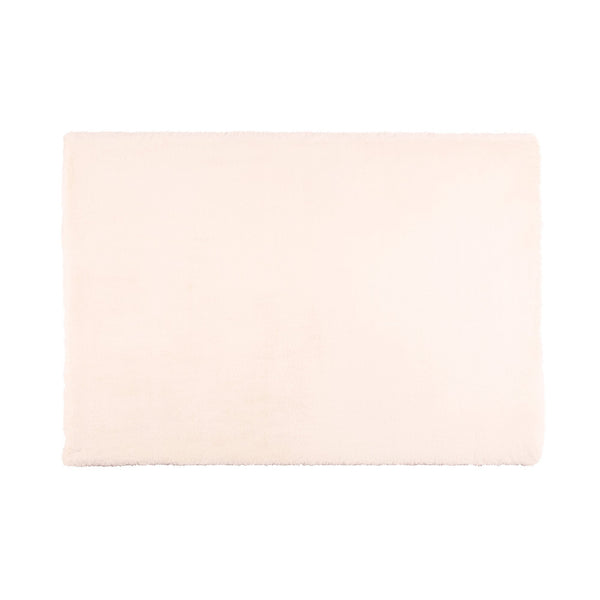 MITIS MEMORY FOAM RUG Small Ivory (W1400 × D1000 × H48)