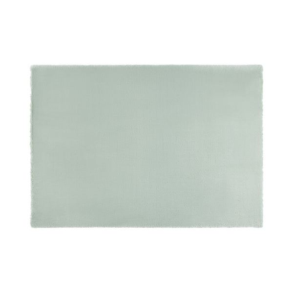 MITIS MEMORY FOAM RUG Small Light Green (W1400 × D1000 × H48)