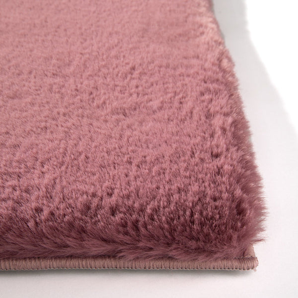 MITIS MEMORY FOAM RUG Medium Dark Pink (W2000 × D1400 × H48)