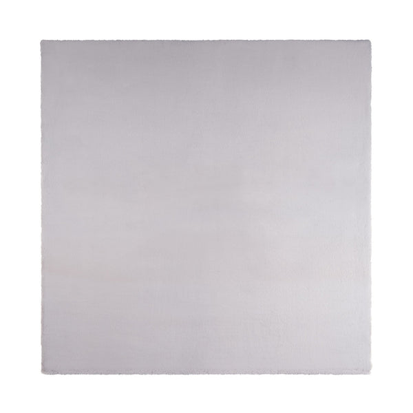 MITIS MEMORY FOAM RUG Large Light Gray (W2000 × D2000 × H48)