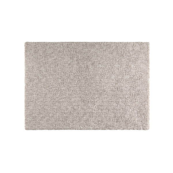 MARUNA RUG Small Light Gray (W1400 x D1000)