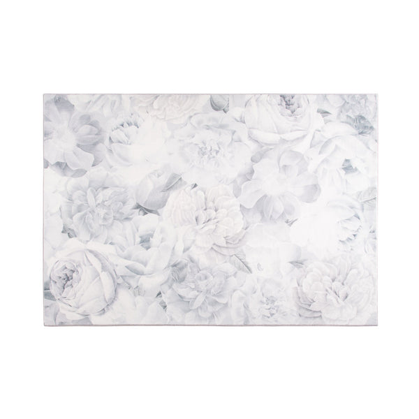FLAMILIO RUG Medium Light Gray (W2000 x D1400)