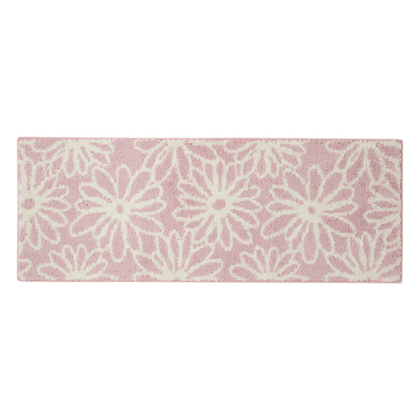 FRAUCIA Kitchen Mat 1200 Pink