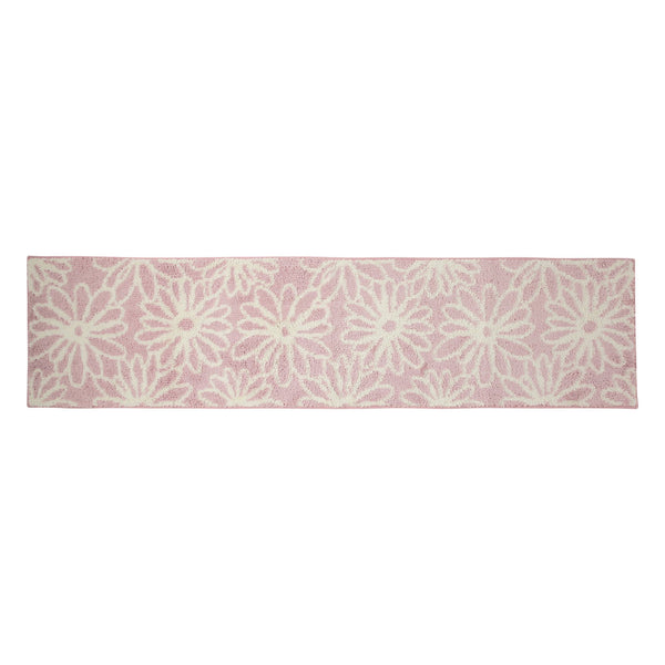 FRAUCIA Kitchen Mat 1800 Pink