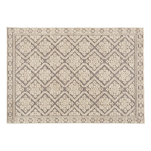 RUELI RUG MEDIUM GRAY