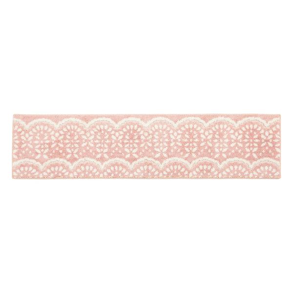 RESIL Long Mat Light Pink Large