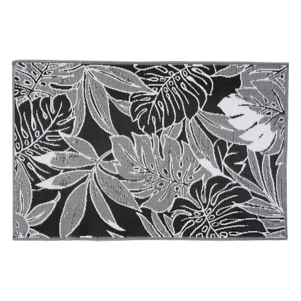 TUTTIFUL RUG 120x180 Black x White