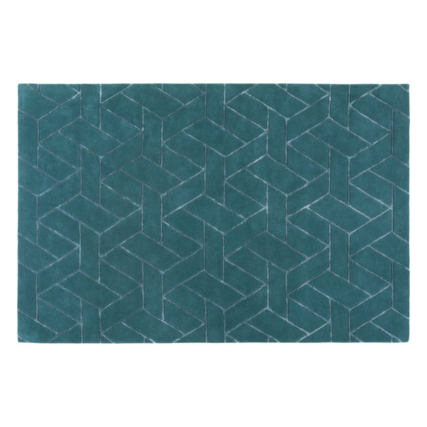 JACOB RUG Large Blue