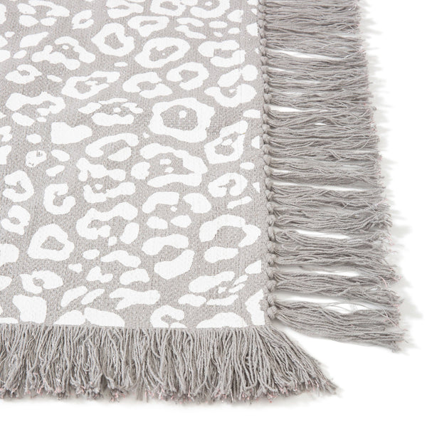 KUREPADO RUG MEDIUM LIGHT GRAY