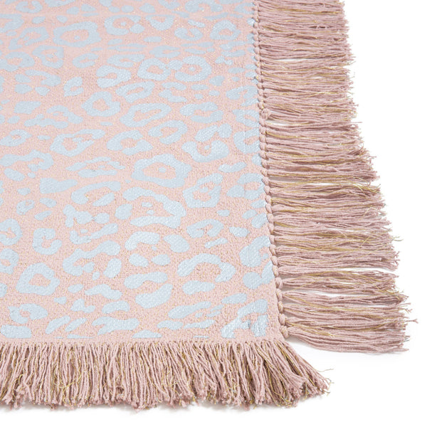 KUREPADO RUG MEDIUM LIGHT PINK