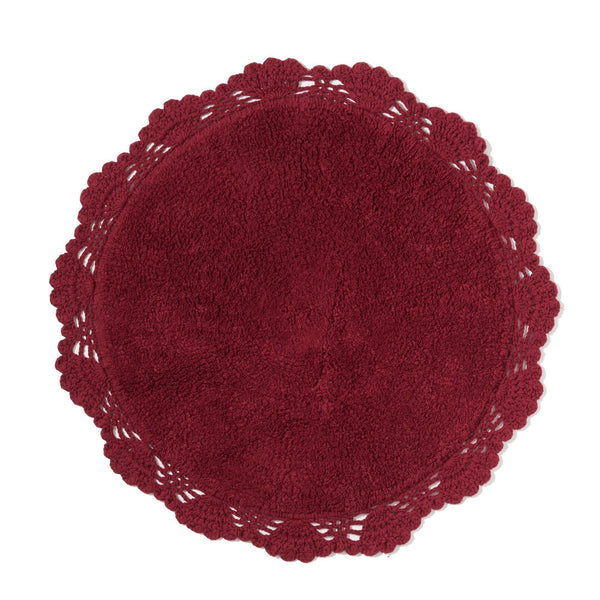 RONDE MAT 50 Red