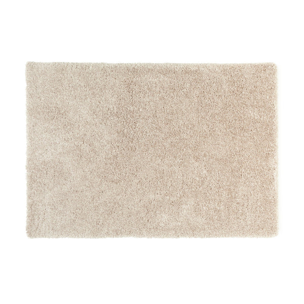 LAMU RUG Large Light Beige (W2000 × D2000)