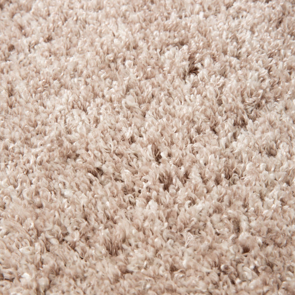 LAMU RUG Large Light Beige