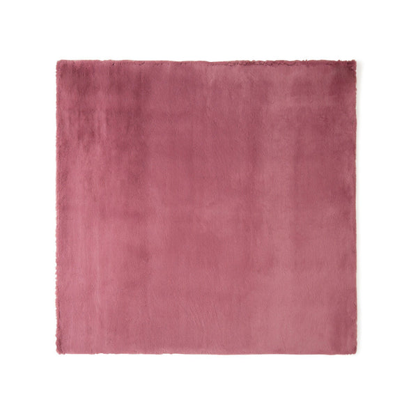 MITIS RUG 2 LARGE  DARK PINK