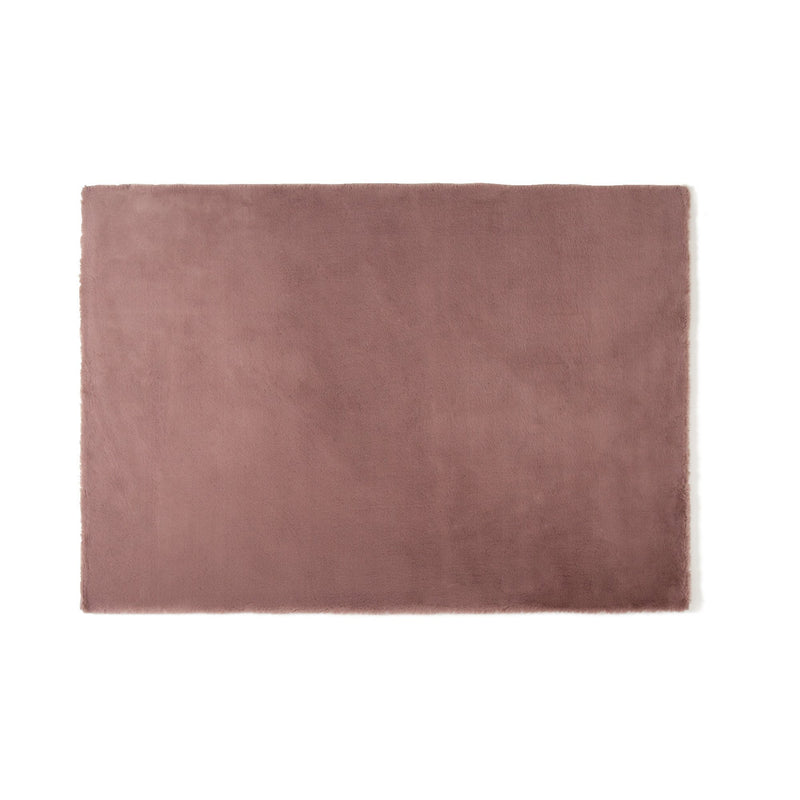 MITIS RUG  SMALL BROWN (W1400×D1000)