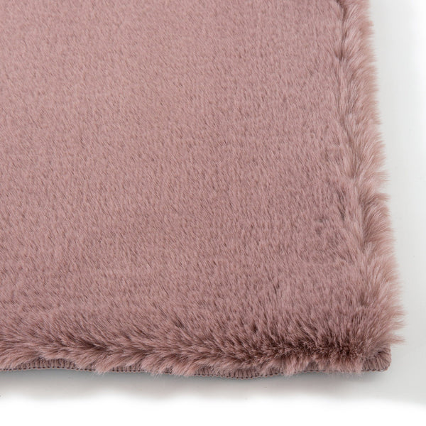 MITIS RUG  LARGE BROWN (W2000×D2000)