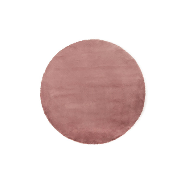 MITIS ROUND RUG 2 150 BROWN