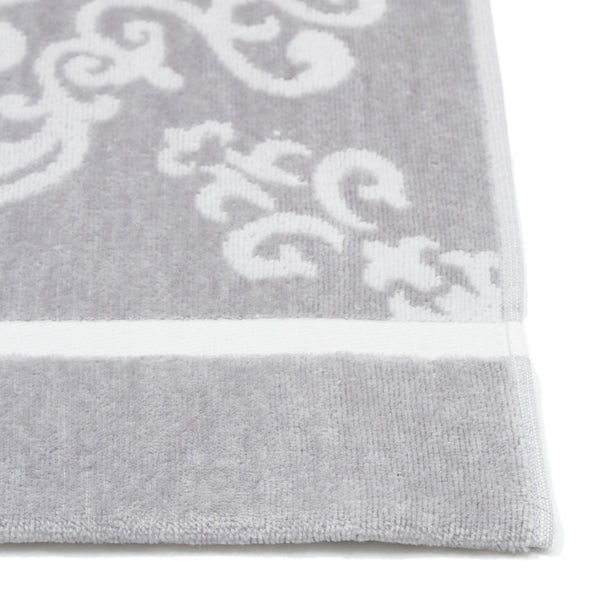 EMILE Summer Blanket 2000 X 1800 LIGHT GRAY