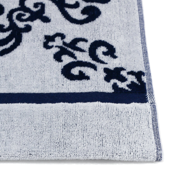 EMILE Summer Blanket 2000 X 1400 NAVY
