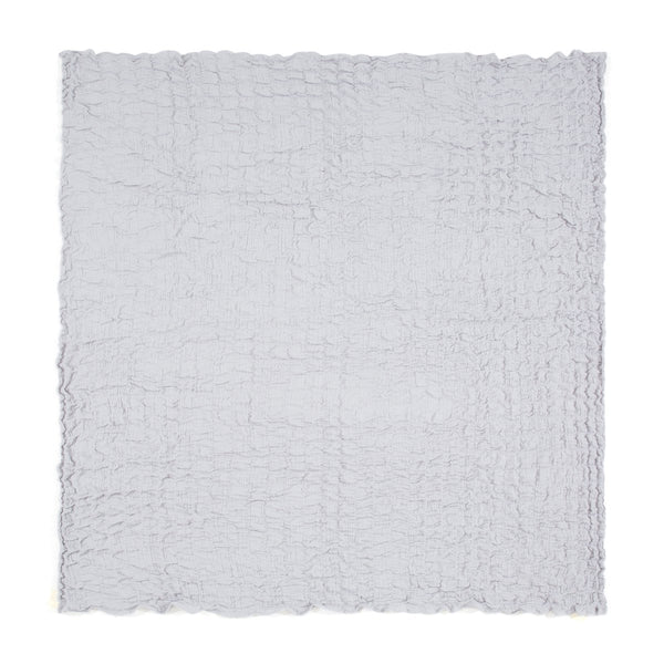 LAUDIA SUMMER BLANKET DOUBLE GRAY