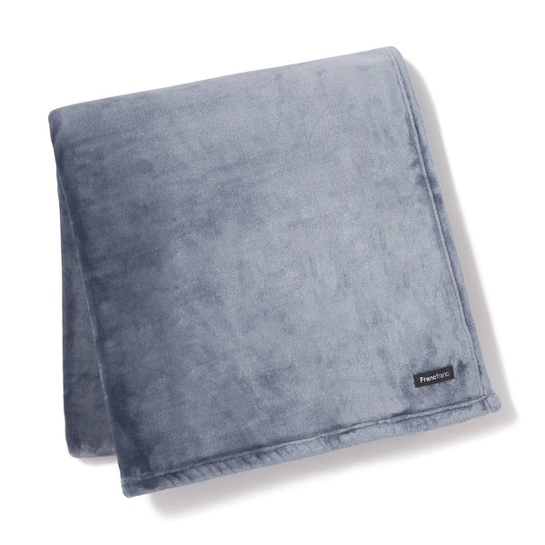 BLAMANTA BLANKET 6 DOUBLE NAVY