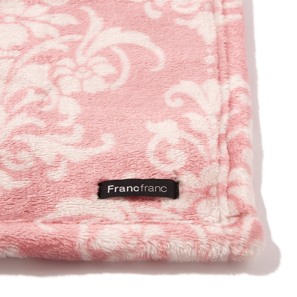 LULURE Blanket Ddouble Pink