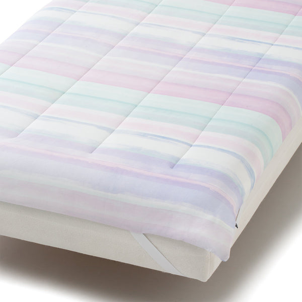 FUWARO SUMMER BED PAD STRIPE D