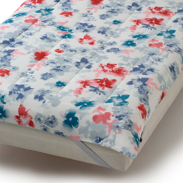 FUWARO SUMMER BED PAD FLOWER D