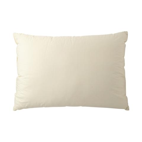 REVERSIBLE Pillow Nude White