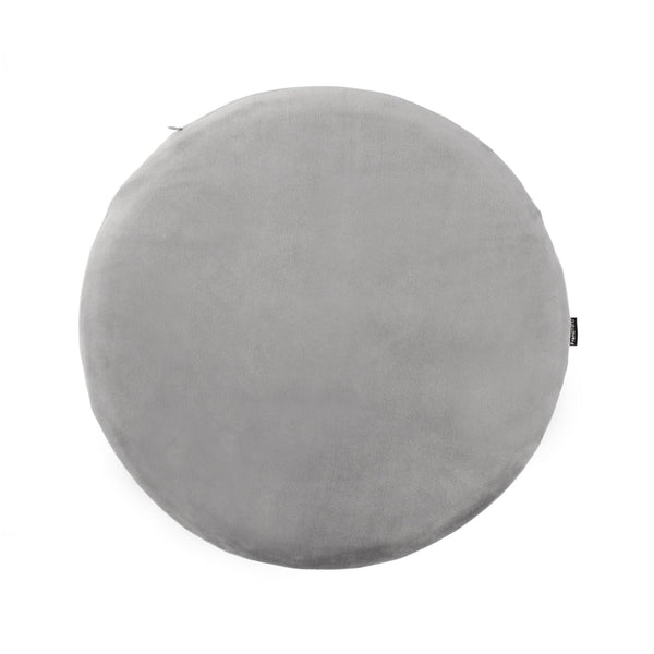 SEDIA SEAT CUSHION Medium Gray x Dark Gray