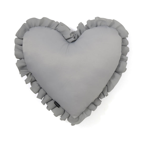 HEARTY CUSHION 330*360 GRAY