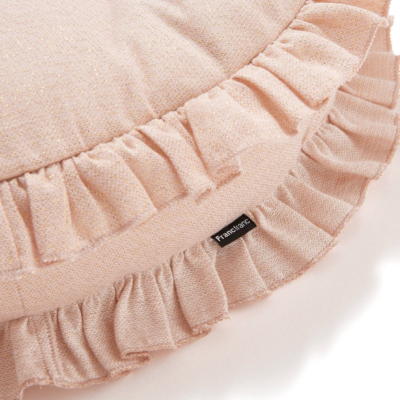 SUCRE CUSHION 45x45 Light Pink
