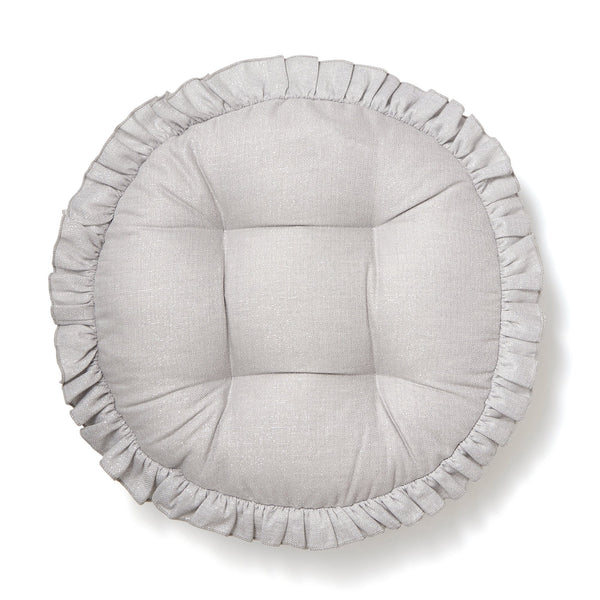 SUCRE CUSHION 45c45 Light Gray