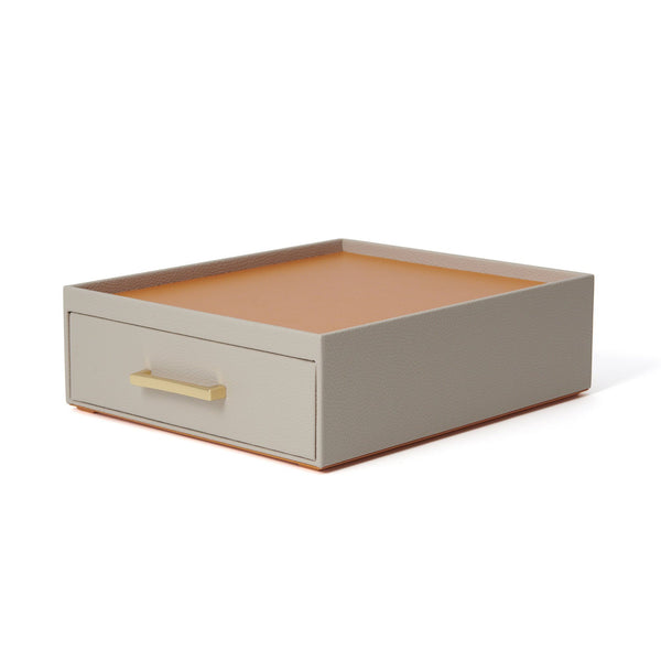 PULIRE STATIONERY BOX Ivory