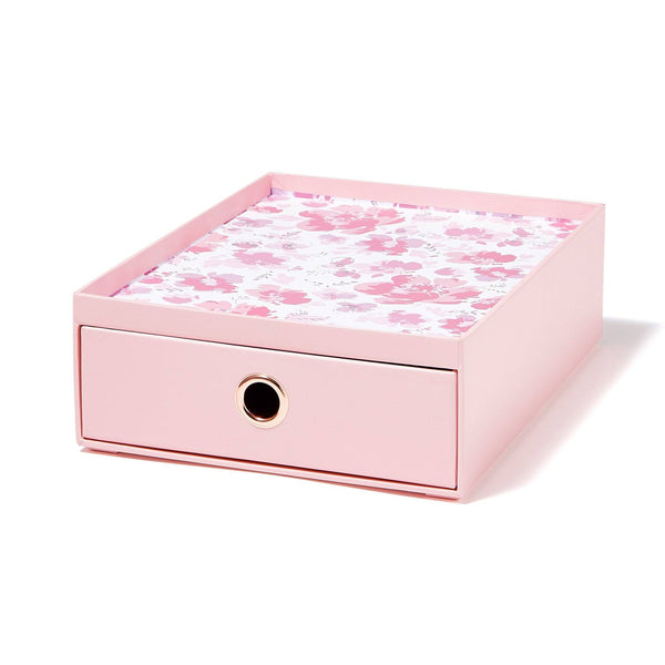PETITE STATIONERY BOX Pink