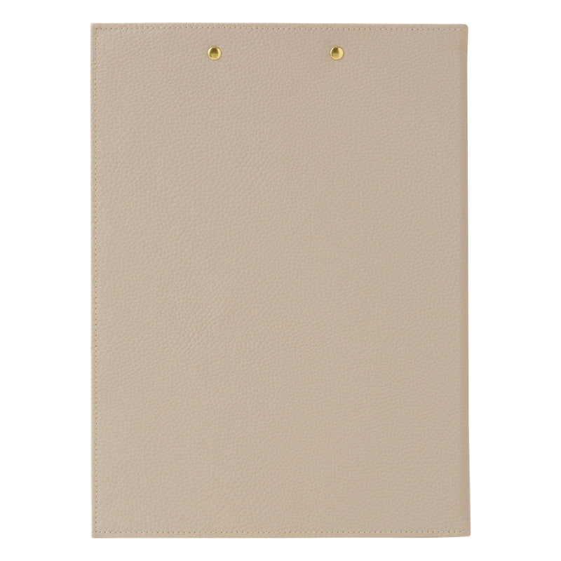 PULIRE Binder With Cover Ivory
