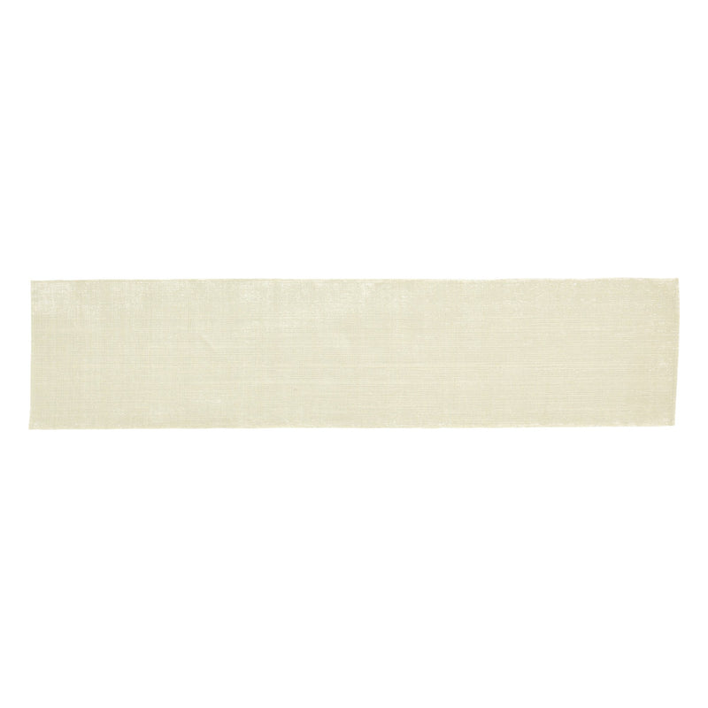 LUCE TABLE RUNNER IVORY