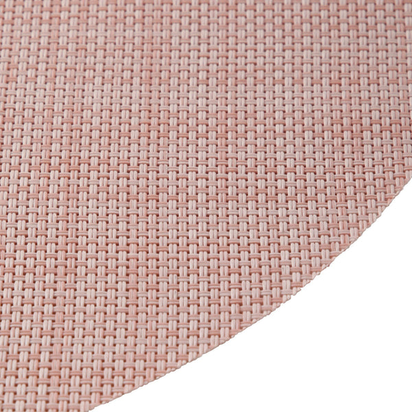 MIX Weave Lunch Mat Pink
