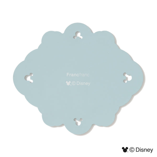 DSY ORNAMENT COASTER LBL