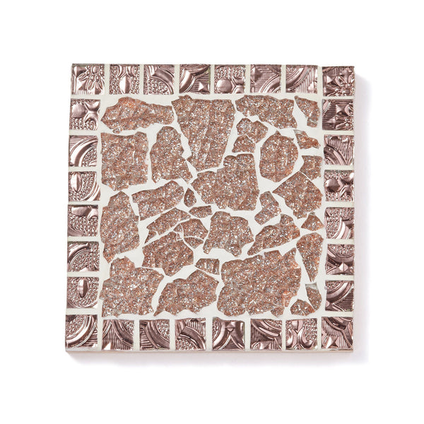 AUREOLE COASTER SQUARE 3 Brown