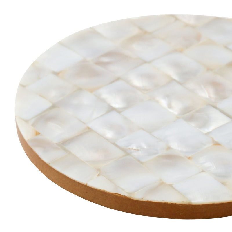 PERLE COASTER WHITE